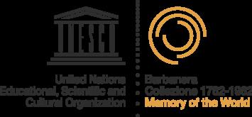 loghi Unesco e Barbanera