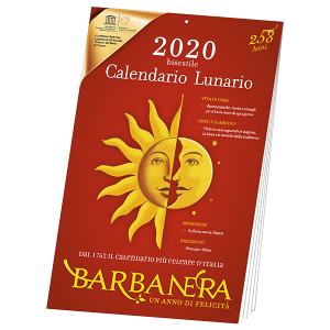 Calendario Barbanera 2020