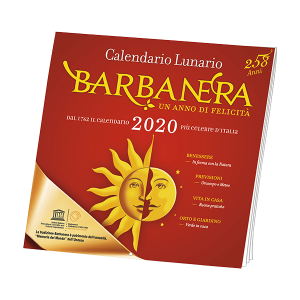 Calendario quadrato Barbanera