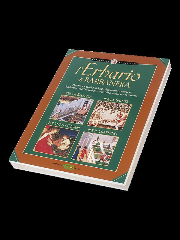Libro Barbanera L'erbolario