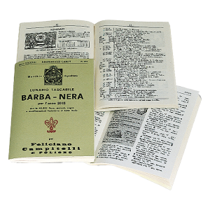 Libro Barbanera Lunario tascabile