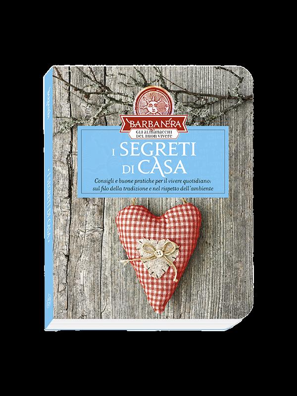 libro Barbanera I segreti di Casa